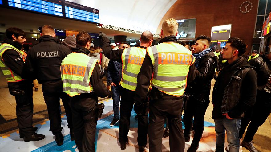 Cologne police: New Year arrests of North Africans 'not racial profiling'