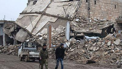 Vingt-deux islamistes tués dans des raids aériens turcs en Syrie
