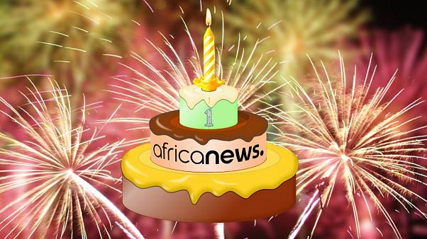 Two awards in one year as Africanews celebrates first anniversary
