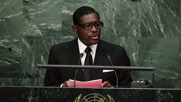 Во Франции судят сына президента Экваториальной Гвинеи