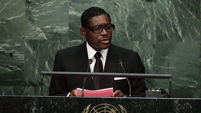 """Comienza en Francia el juicio contra """"Teodorín"""" Obiang"""