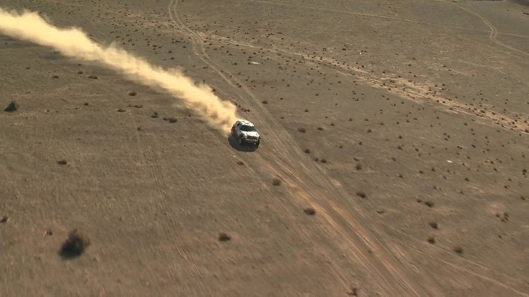 Africa Eco race: Sella and Vasilyev steal the limelight