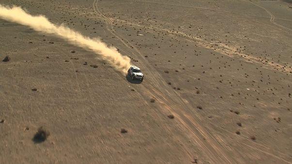 Rali a sivatagban: elkezdődött az Africa Eco Race
