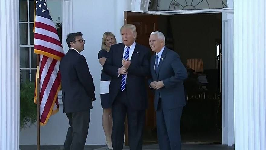 Donald Trump sieht Bedrohung aus Nordkorea gelassen