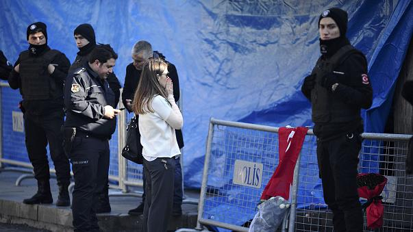 Kínai ujgur lehet az isztambuli merénylő