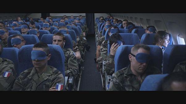 """""""Voir du pays"""", una película sobre cómo olvidar la violencia de la guerra"""