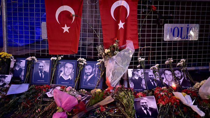 Жертвы теракта в Стамбуле: кто они?