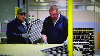 Activité manufacturière dynamique en GB et en Irlande, malgré le Brexit