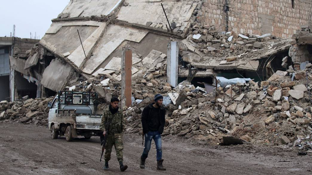 Rebeldes sirios acusan a Damasco de romper la tregua