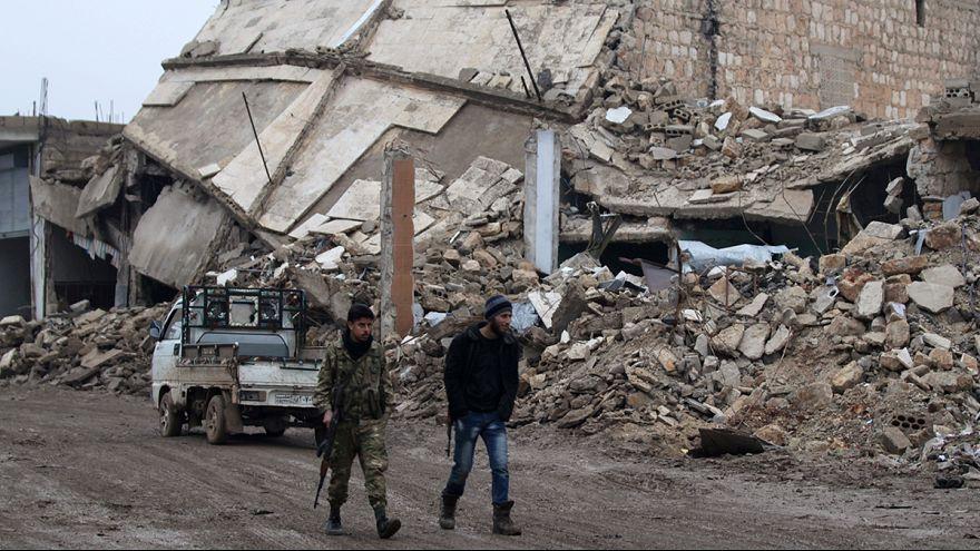 فصائل سورية معارضة تجمد مشاركتها بمحادثات السلام
