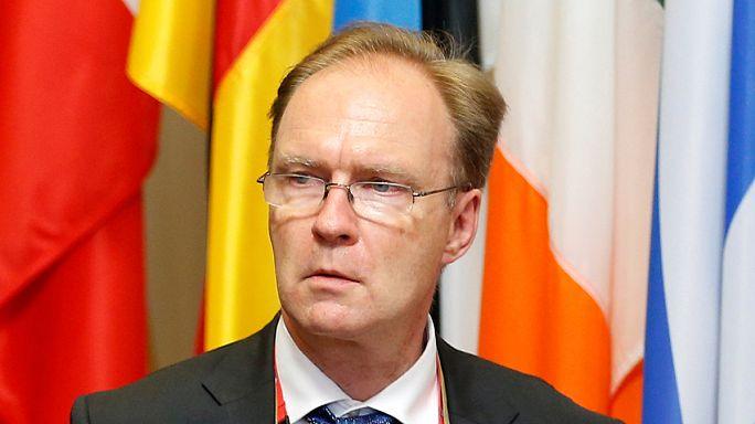 Dimite el embajador británico en la UE tres meses antes del brexit