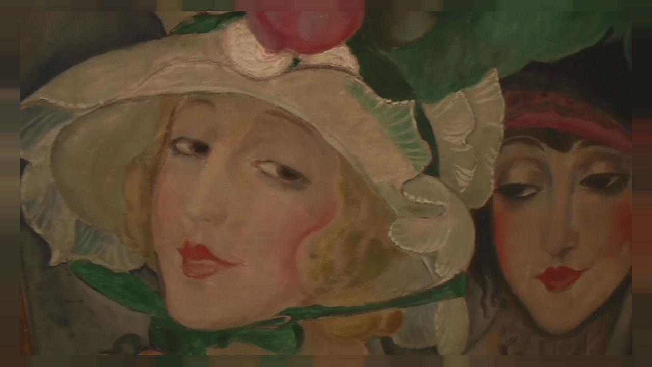 El arte más allá del género de Gerda Wegener se expone en Copenhague