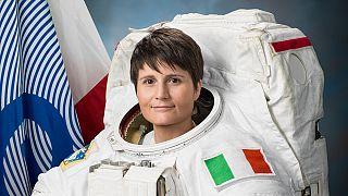 Per l'astronauta Samantha Cristoforetti la missione più bella: fare la mamma