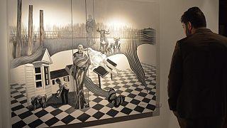 نوید زمستانی پر رونق برای هنر نقاشی در گالریهای تهران