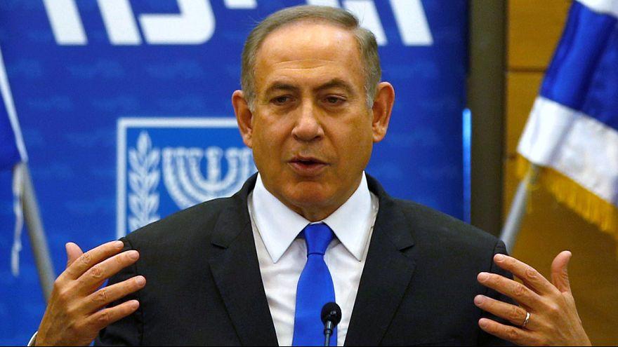 Israeli PM denies corruption charges