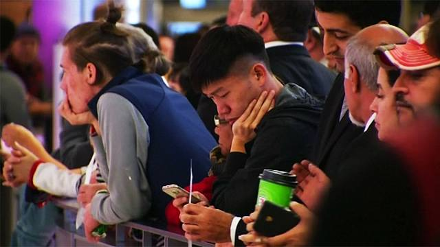 EUA: Avaria informática impede leitura de vistos nos aeroportos internacionais