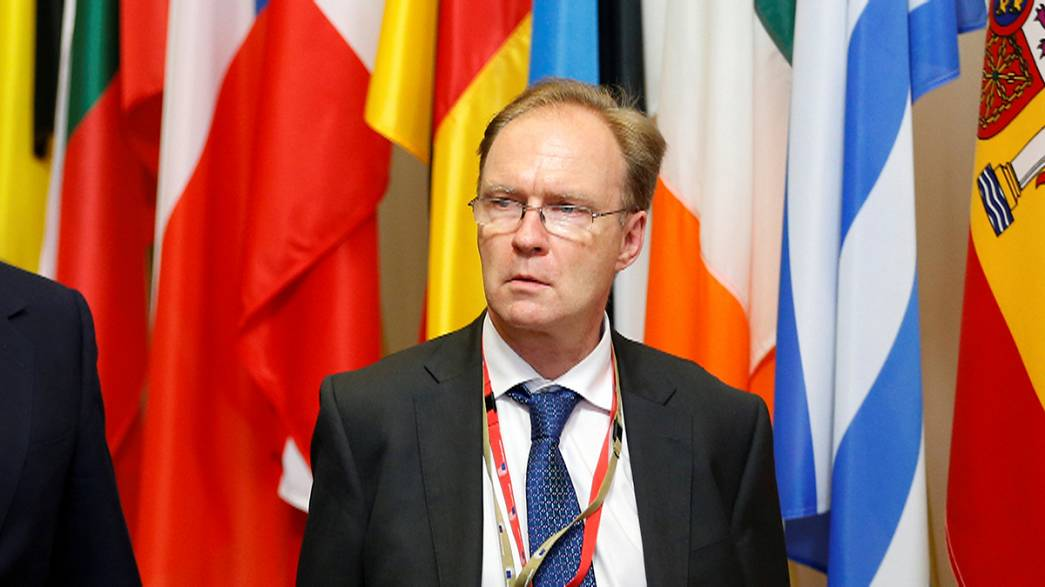 The Brief from Brussels: British ambassador to EU quits
