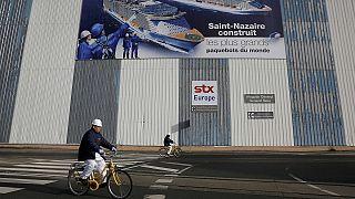 Les chantiers de Saint-Nazaire bientôt sous pavillon italien?