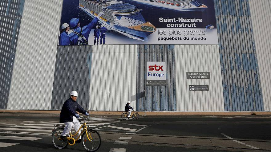 Olasz ajánlat Franciaország stratégiai fontosságú hajógyárára