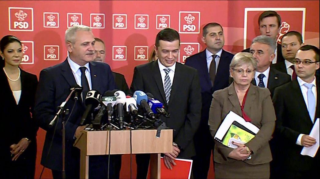 Румынский парламент рассмотрит новый состав кабинета