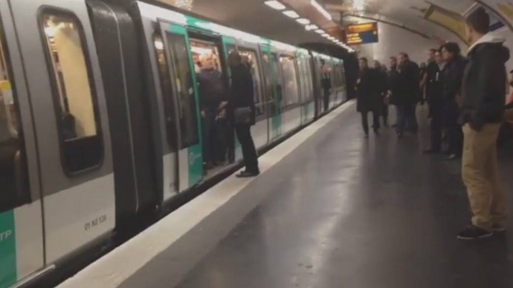 Chelsea football fans convicted of racist violence on Paris metro
