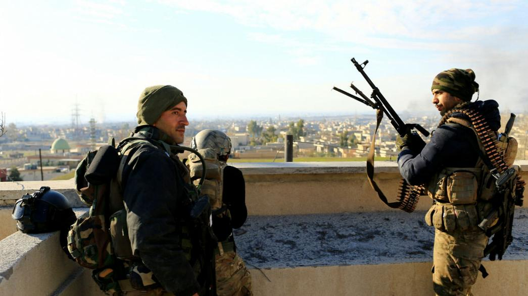 Iraque: Intensificam-se os combates por Mossul