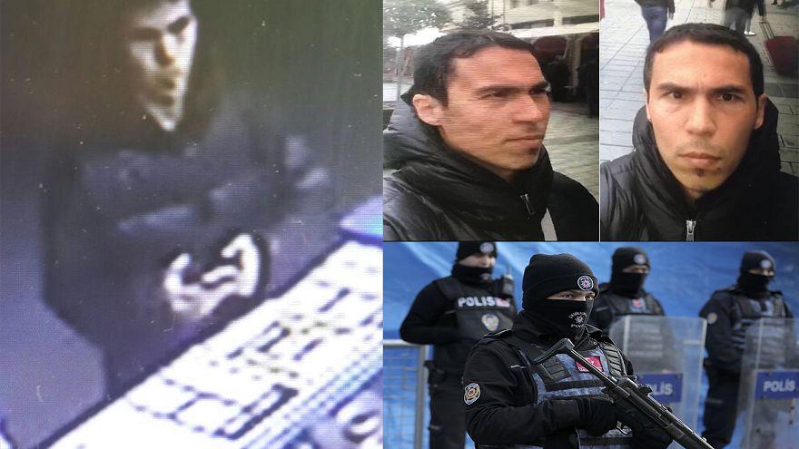 Турция: опубликованы новые съёмки подозреваемого террориста
