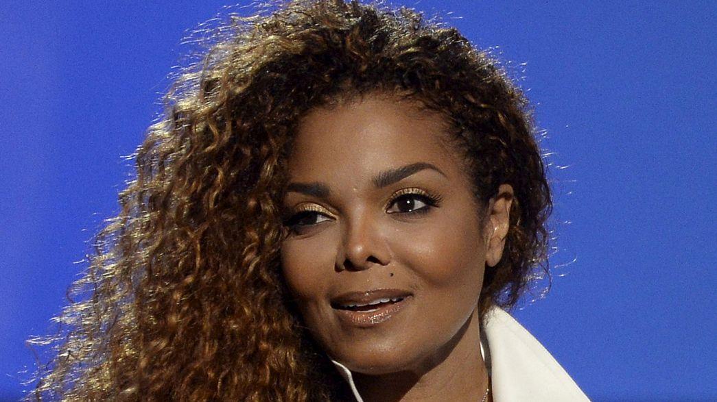 Janet Jackson foi mãe aos 50 anos
