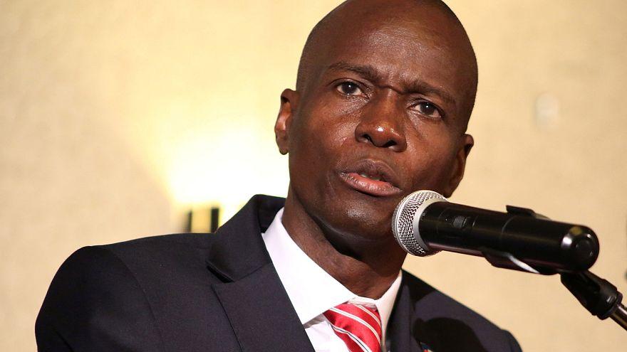 Haiti'de Jovenel Moise resmen devlet başkanı