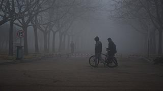 Pollution : alerte rouge en Chine