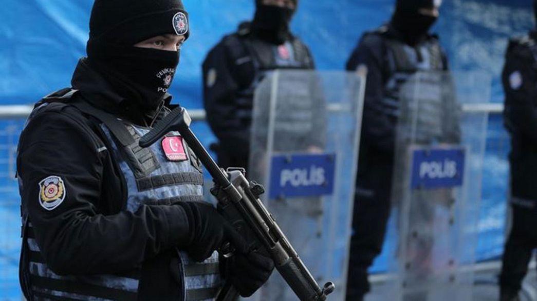 Теракт в Стамбуле: 27 человек задержаны в Измире