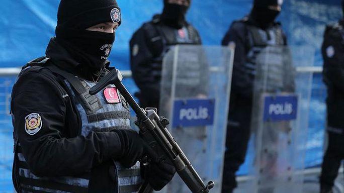Nőket és gyerekeket is előállított a török rendőrség az isztambuli merénylettel kapcsolatban