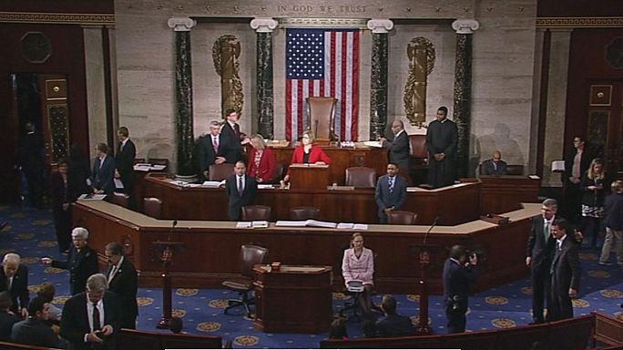ABD Temsilciler Meclisi, Kongre Etik Ofisi ile ilgili tasarıyı geri çekti