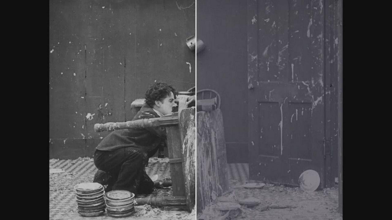 Μπολόνια: Αποκαθιστώντας τις ταινίες του Τσάρλι Τσάπλιν