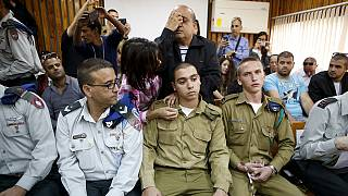 Le soldat franco-israélien Azaria coupable d'homicide d'un Palestinien blessé