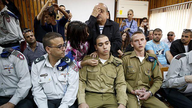 Összeomlott a gyilkosságért elítélt izraeli katona családja