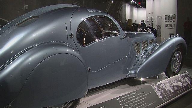A Bugatti család kincseinek páratlan kiállítása
