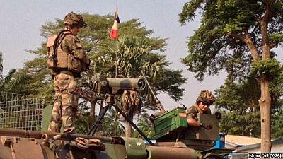 Centrafrique : 2 enquêtes pour viols visant des soldats de Sangaris abandonnées en France