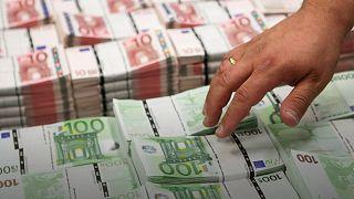 نمو أنشطة شركات منطقة اليورو