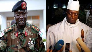 Crise politique en Gambie : l'armée reste fidèle à Yahya Jammeh