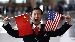Pozitív kereskedelmi üzenetet küldött Peking Washingtonnak