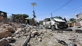Somalia: Car bomb wounds UN security guards