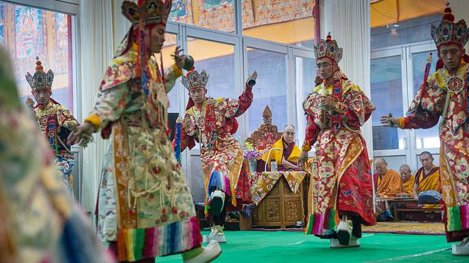 "A beginner's guide to the ""Kalachakra"" ceremonies"