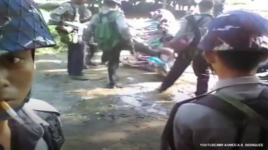 """Les autorités birmanes rejettent les accusations de """"génocide"""" contre les Rohingyas"""