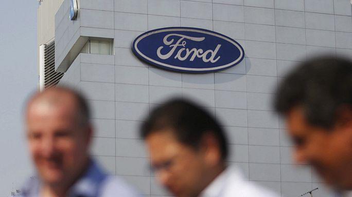 Trump agradece à Ford e ameaça General Motors