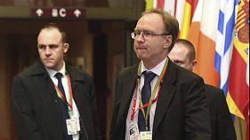 Críticas del embajador británico ante la UE y subida de la inflación en la zona euro