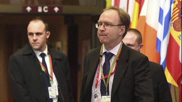 اخبار از بروکسل؛ انتقاد آیوِن راجرز از دولت بریتانیا