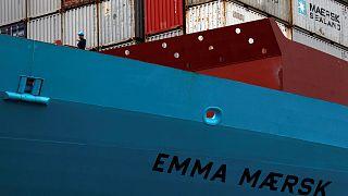 Összefogott a kínai Alibaba és a dán Maersk teherhajózási vállalat