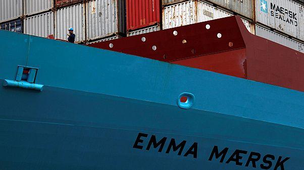 """Maersk et Alibaba lancent un service de fret """"online"""""""