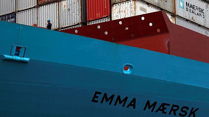 Accordo Maersk - Alibaba
